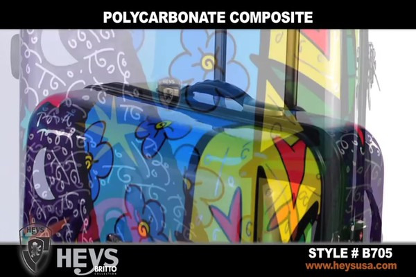 Heys Britto Collection Palm - image 2 from the video