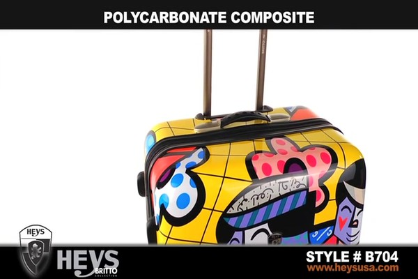 Heys Britto Collection Spring Love - image 2 from the video