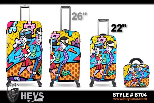 Heys Britto Collection Spring Love - image 8 from the video