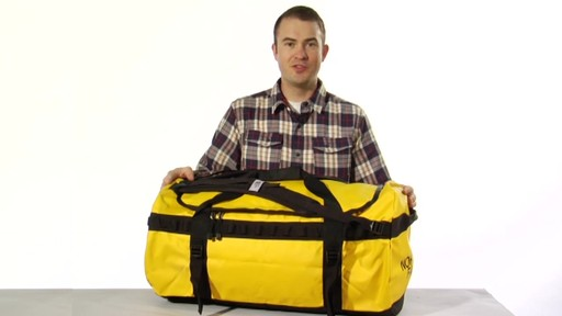 The North Face Base Camp Duffel - image 1 from the video