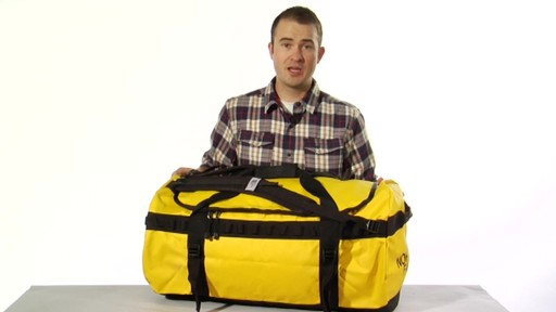 The North Face Base Camp Duffel - image 10 from the video