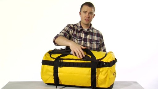The North Face Base Camp Duffel - image 4 from the video