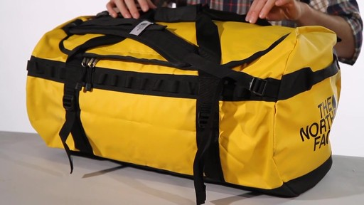 The North Face Base Camp Duffel - image 5 from the video