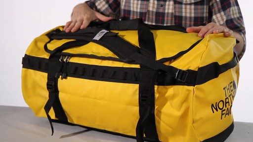 The North Face Base Camp Duffel - image 6 from the video