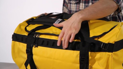 The North Face Base Camp Duffel - image 7 from the video