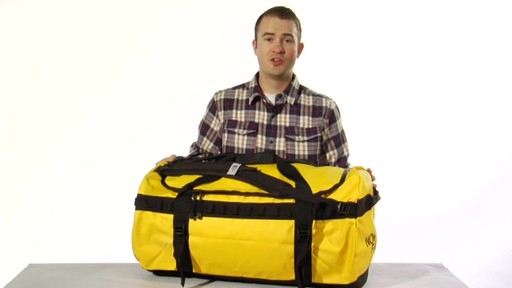 The North Face Base Camp Duffel - image 8 from the video