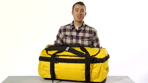 The North Face Base Camp Duffel - image 9 from the video