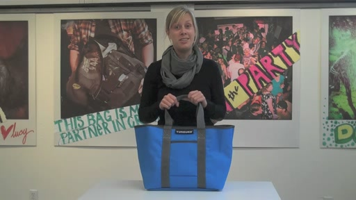 Timbuk2 Anna Reversible Tote Product Demo - image 1 from the video