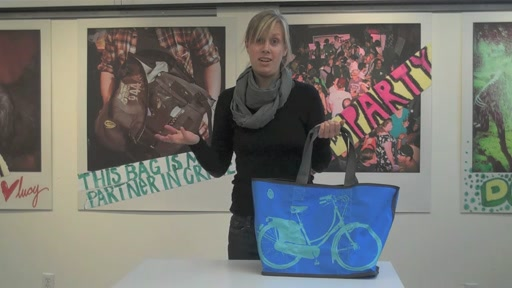 Timbuk2 Anna Reversible Tote Product Demo - image 10 from the video