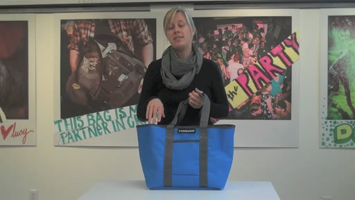 Timbuk2 Anna Reversible Tote Product Demo - image 2 from the video