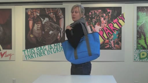 Timbuk2 Anna Reversible Tote Product Demo - image 3 from the video