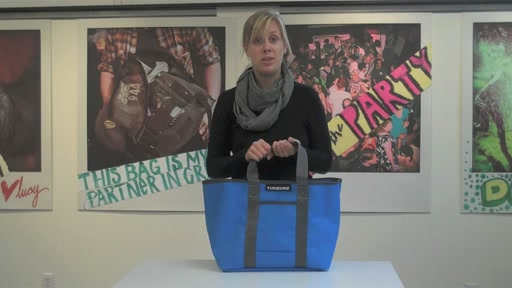 Timbuk2 Anna Reversible Tote Product Demo - image 4 from the video