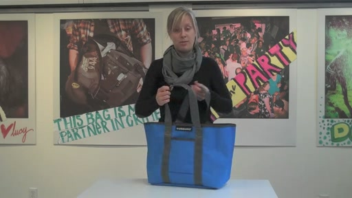 Timbuk2 Anna Reversible Tote Product Demo - image 5 from the video