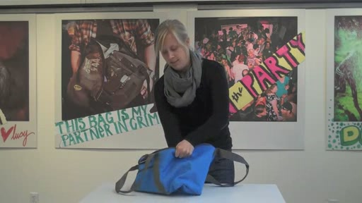 Timbuk2 Anna Reversible Tote Product Demo - image 6 from the video