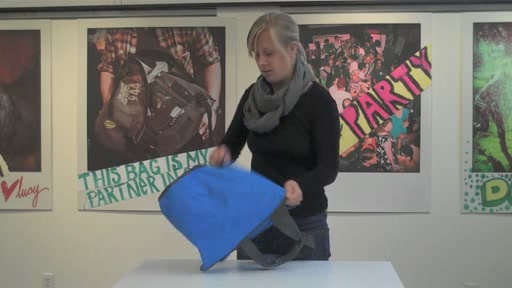 Timbuk2 Anna Reversible Tote Product Demo - image 7 from the video