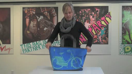 Timbuk2 Anna Reversible Tote Product Demo - image 8 from the video