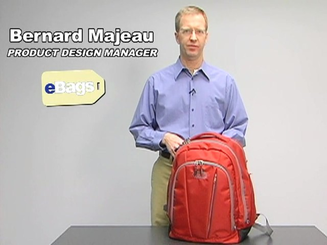 eBags TLS Workstation Laptop Backpack - image 1 from the video