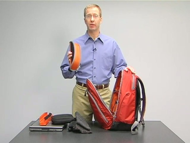 eBags TLS Workstation Laptop Backpack - image 3 from the video