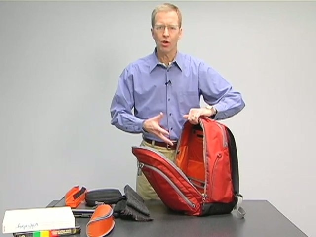 eBags TLS Workstation Laptop Backpack - image 4 from the video