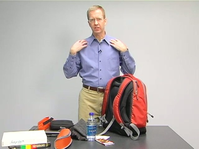 eBags TLS Workstation Laptop Backpack - image 8 from the video