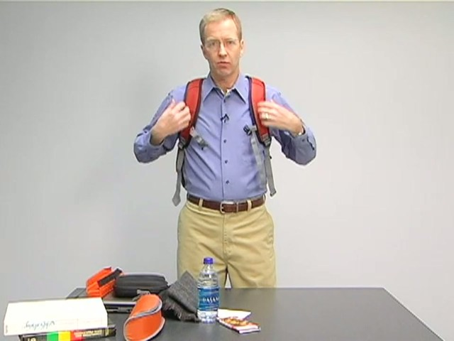 eBags TLS Workstation Laptop Backpack - image 9 from the video