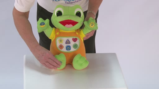 Leapfrog Hug and Learn Baby Tad - image 2 from the video