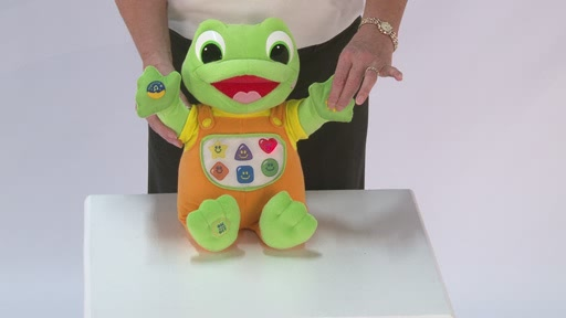 Leapfrog Hug and Learn Baby Tad - image 4 from the video