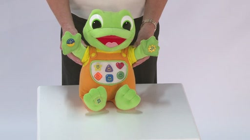 Leapfrog Hug and Learn Baby Tad - image 7 from the video
