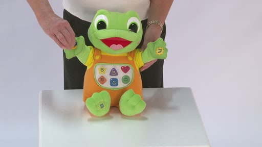 Leapfrog Hug and Learn Baby Tad - image 8 from the video