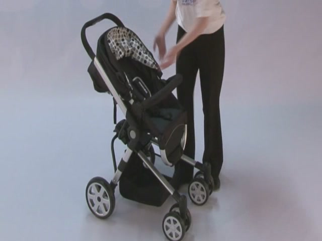 Baby Weavers Verso Complete Travel System Product Features  - image 3 from the video