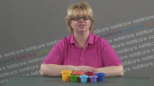 Tolo Rainbow Stackers - Kiddicare - image 5 from the video