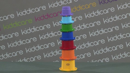 Tolo Rainbow Stackers - Kiddicare - image 6 from the video