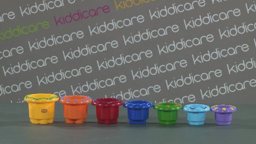 Tolo Rainbow Stackers - Kiddicare - image 8 from the video