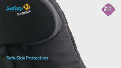 Dorel Safety 1st PrimeoFix Car Seat - Kiddicare - image 6 from the video