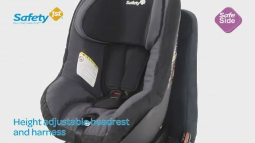 Dorel Safety 1st PrimeoFix Car Seat - Kiddicare - image 7 from the video