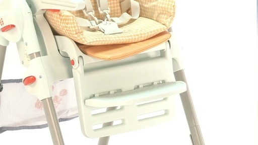 chicco polly highchair - Kiddicare - image 6 from the video