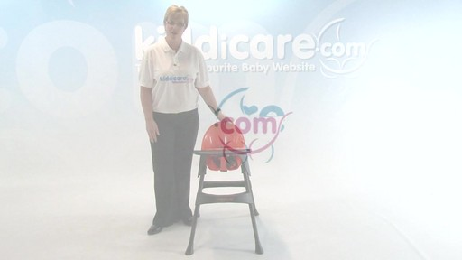 Cosatto Hiccup Highchair - Kiddicare - image 10 from the video
