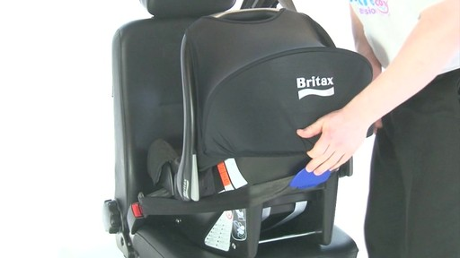 Britax Baby Safe Car Seat -Kiddicare - image 10 from the video