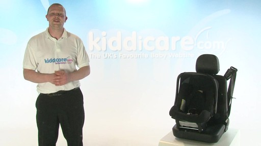 Britax Baby Safe Car Seat -Kiddicare - image 3 from the video