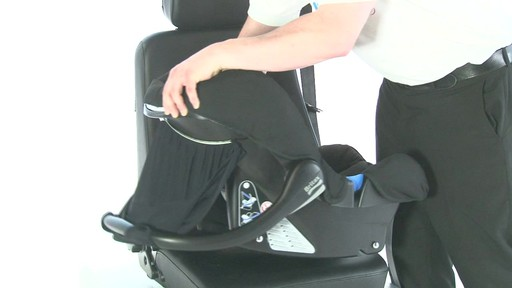 Britax Baby Safe Car Seat -Kiddicare - image 7 from the video