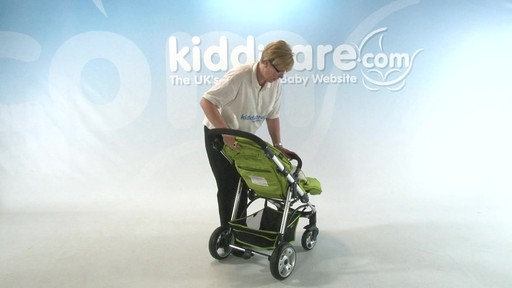 iMAX Pushchair - Kiddicare - image 5 from the video