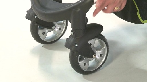 iMAX Pushchair - Kiddicare - image 7 from the video