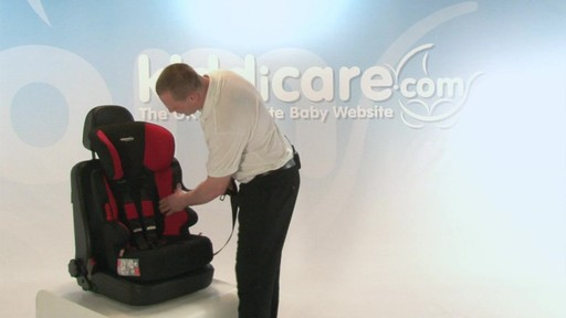 Kiddicare.com Traffic SP Car Seat - Kiddicare - image 4 from the video