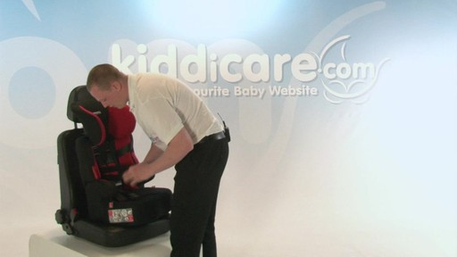 Kiddicare.com Traffic SP Car Seat - Kiddicare - image 5 from the video