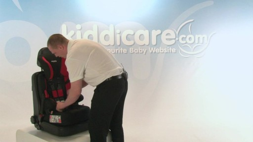 Kiddicare.com Traffic SP Car Seat - Kiddicare - image 6 from the video