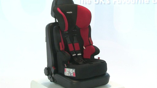 Kiddicare.com Traffic SP Car Seat - Kiddicare - image 8 from the video