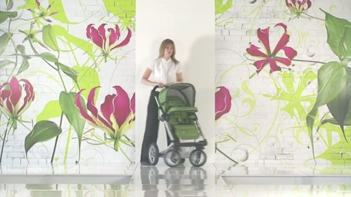 Mutsy 4 Rider Lite College Green Carrycot - image 1 from the video