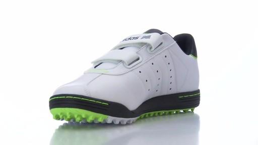 adidas mens adicross ii r spikeless velcro golf shoes