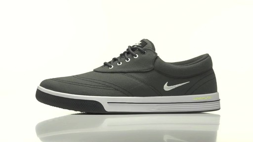 free shipping 656cd 543d9 nike lunar swingtip canvas anthracite white