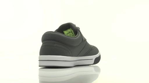 save off ce55c 4d530 ... nike lunar swingtip canvas golf shoes grey mens .